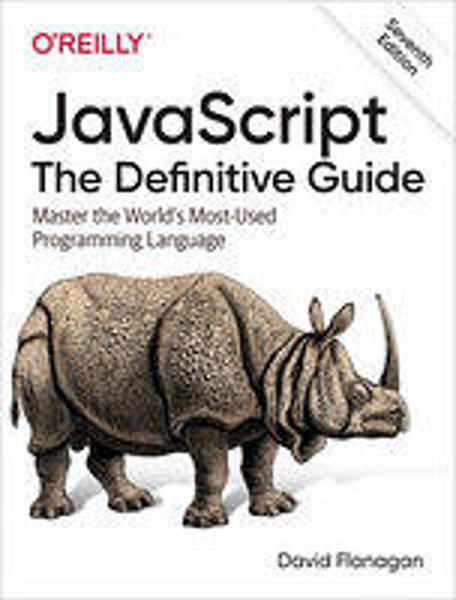 Изображение JavaScript: The Definitive Guide 7th edition