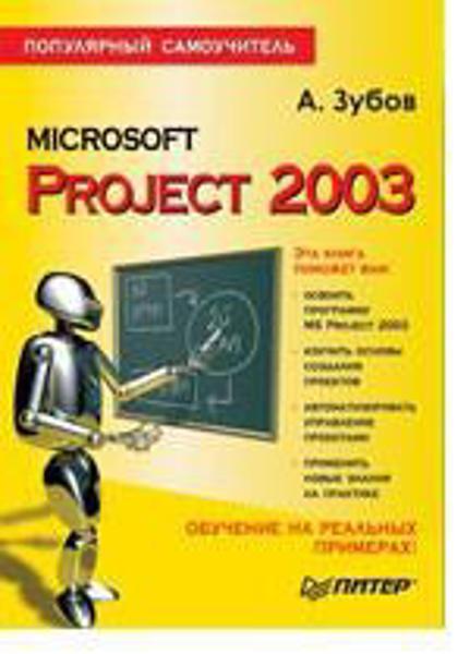 Изображение Microsoft Project 2003. Популярный самоучитель