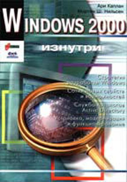 Изображение Windows 2000 изнутри