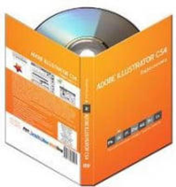 Изображение Adobe Illustrator СS4 (+DVD). Видеокнига